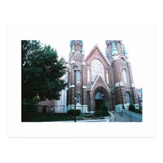 church2 cartão postal