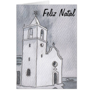 Church / Igreja Cartão