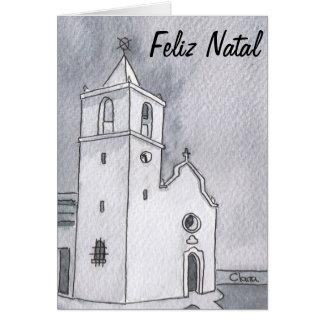 Church / Igreja Cartão Comemorativo