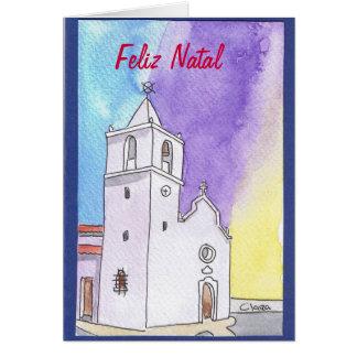 Church - Igreja Cartão De Nota
