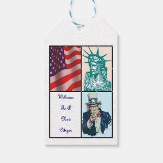 Cidadão americano novo