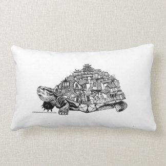 Cidade da tartaruga almofada lombar