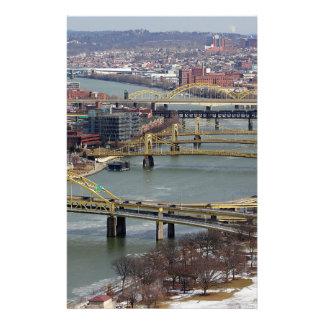 Cidade das pontes papelaria