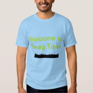 Cidade de Dat dos ganhos Camiseta