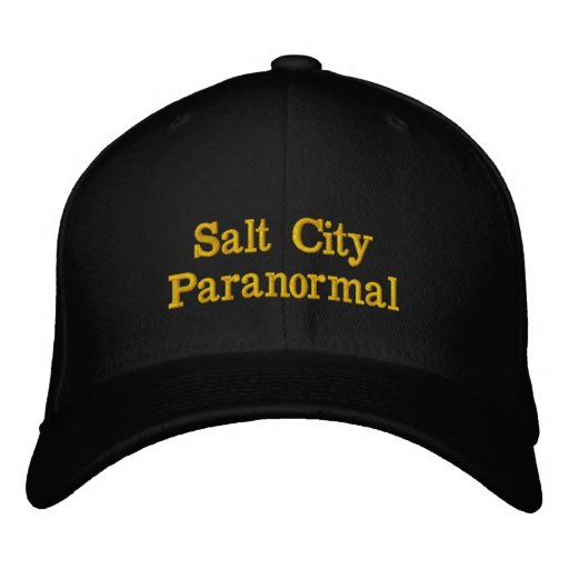 Cidade de sal Paranormal Bonés Bordados