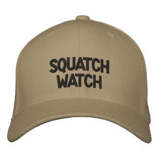 Cidade do óleo, chapéu do relógio de WA Squatch Bonés