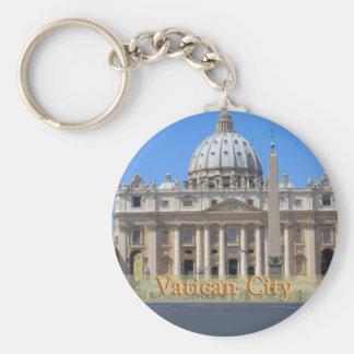 Cidade do Vaticano Chaveiro