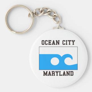 Cidade Maryland do oceano Chaveiro