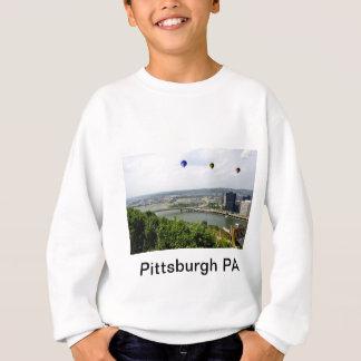 Cidade Pensilvânia de Pittsburgh Camiseta