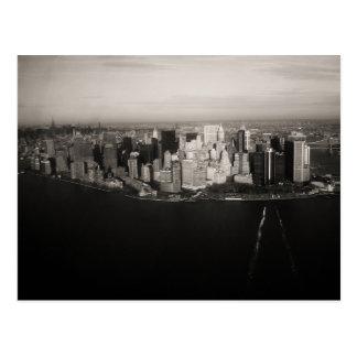 Cidade que nunca dorme cartão postal