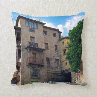 Cidade velha, espanha almofada