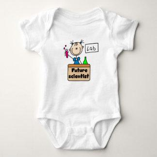 Cientista futuro t-shirt