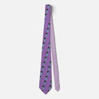 Cigarra preta bonito gravata
