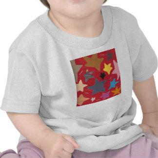 """""""Cintilação, t-shirt do bebê da cintilação"""""""