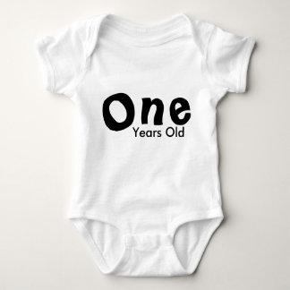 cinzas da idade do bebê tshirts
