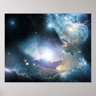Cinzas das primeiras estrelas poster