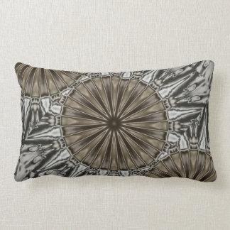 Cinzas elegantes à moda de Brown do design do Almofada Lombar