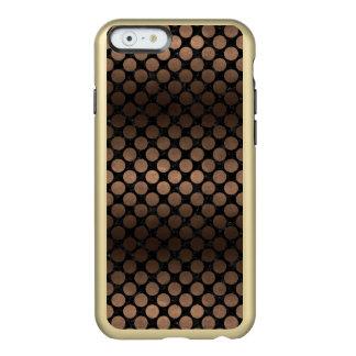 CIR2 BK-MRBL BZ-MTL CAPA INCIPIO FEATHER® SHINE PARA iPhone 6