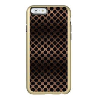 CIR2 BK-MRBL BZ-MTL (R) CAPA INCIPIO FEATHER® SHINE PARA iPhone 6