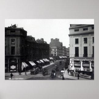 Circo de Piccadilly Poster