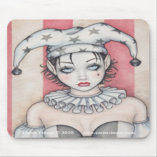 Circo Mousepad do Grunge por Caron Vinson