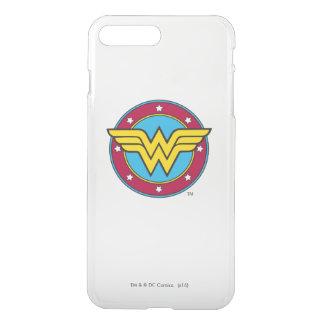 Círculo da mulher maravilha | & logotipo das capa iPhone 7 plus