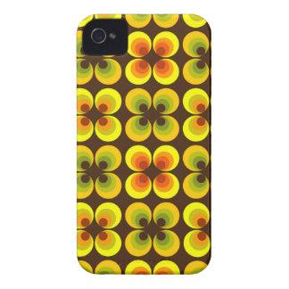Círculos psicadélicos capas iPhone 4
