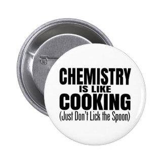Citações engraçadas do professor da química botons