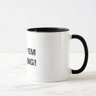 Citações engraçadas do viciado de cafeína caneca