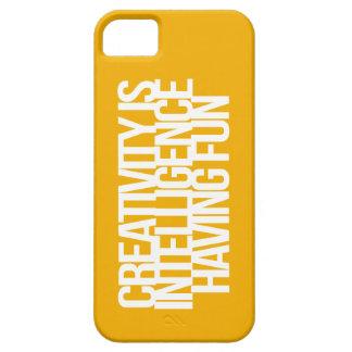 Citações inspiradas e inspiradores capa de iPhone 5 Case-Mate
