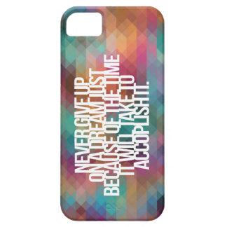 Citações inspiradas e inspiradores capas de iPhone 5 Case-Mate