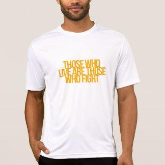 Citações inspiradas e inspiradores camisetas