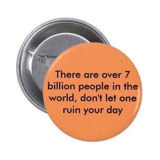 Citações inspiradores botons