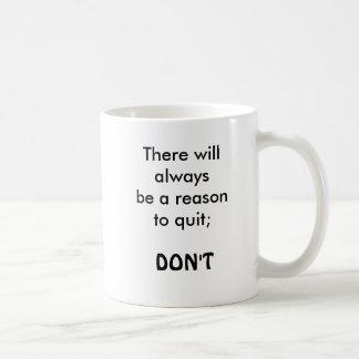 citações inspiradores, caneca de café