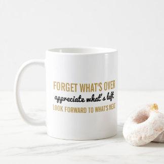 Citações | inspiradores inspiradas da tipografia caneca de café