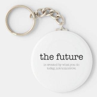 Citações inspiradores: 'O future Chaveiro