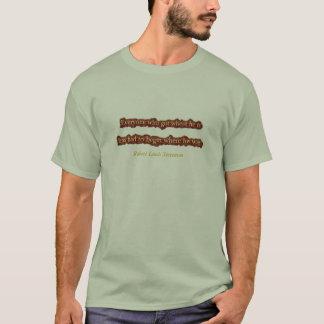 citações inspiradores Tshirt1 Camiseta