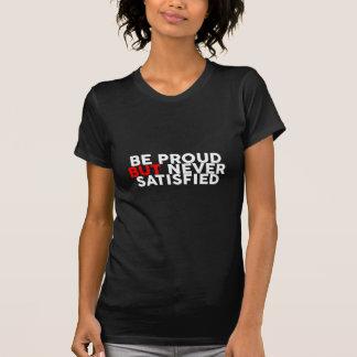 Citações para motivar e inspirar a sabedoria camiseta