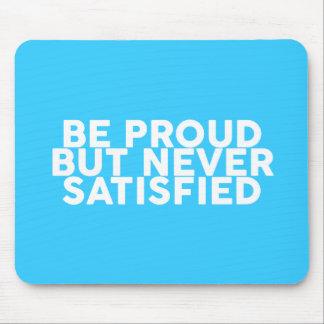 Citações para motivar e inspirar a sabedoria mouse pad