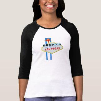 Classe da graduação de Las Vegas de T-shirts