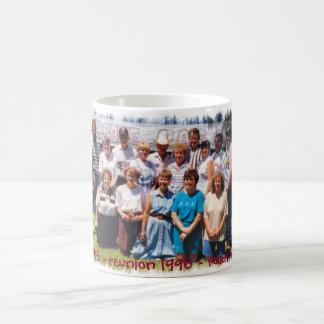 classe 'de 66 - reunião 1996 caneca de café