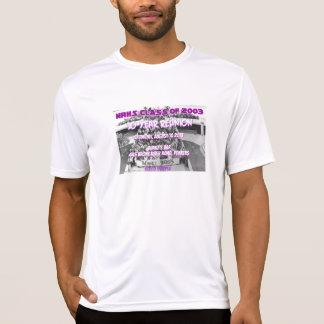 Classe de NRHS de roupa de uma reunião de 2003 Camisetas