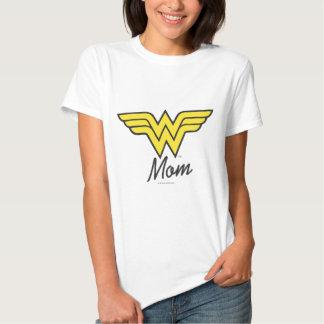 Clássico da mamã da maravilha t-shirt