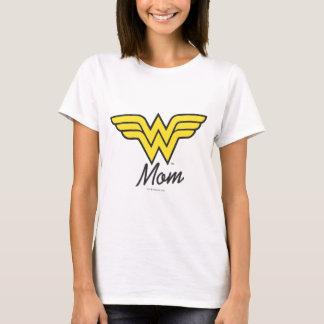 Clássico da mamã da maravilha tshirt