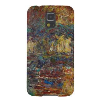 Claude Monet | a ponte japonesa Capinha Galaxy S5