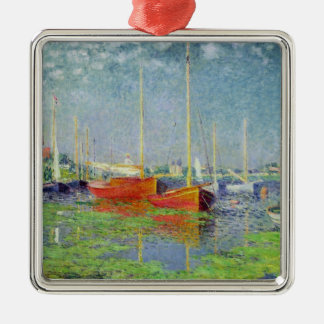 Claude Monet | Argenteuil, c.1872-5 Ornamento De Metal