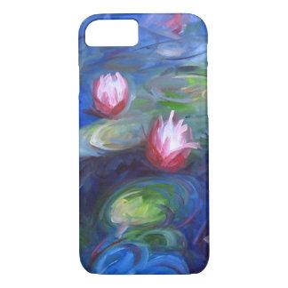 Claude Monet: Lírios de água 2 Capa iPhone 7