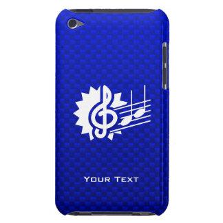 Clef de triplo azul; Notas da música Capas iPod Barely There