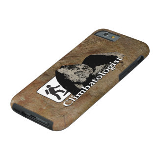 Climbatologist - capas de iphone do caminhante