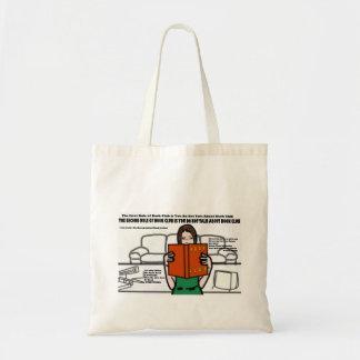 Clube de leitura bolsa